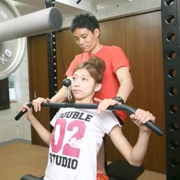 姿勢改善トレーニング